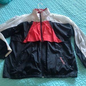 🌸Reebok windbreaker jacket XL '90's?